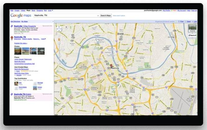google-tv-maps