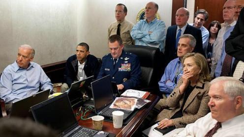 La foto de Obama y su gabinete es la más vista de la historia en Flickr