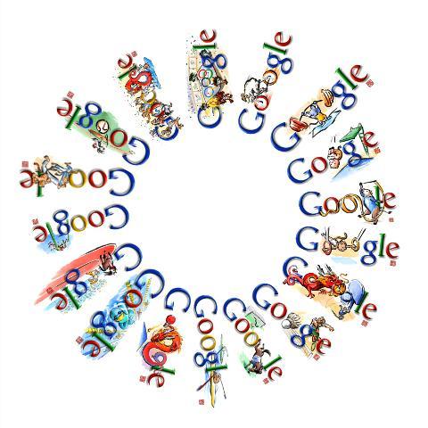 olimpiadas google