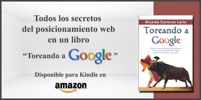 Toreando a Google - Ricardo Carreras