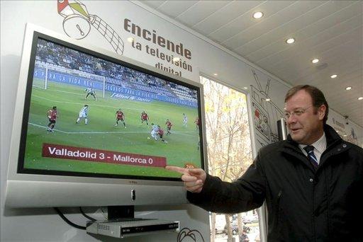 Nuevo modelo  de Televisión digital ahorrará a España 600 millones