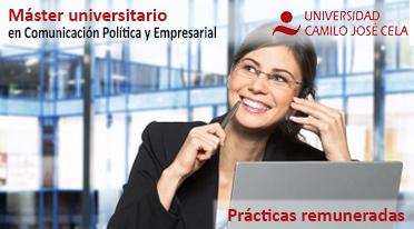 máster en Comunicación Política y Empresarial