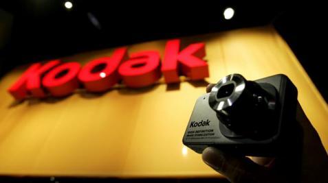 Apple y Google, unidos por las patentes de Kodak
