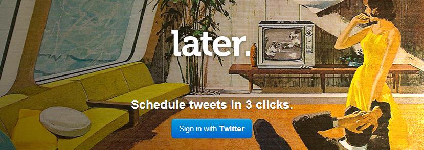 TweetLater
