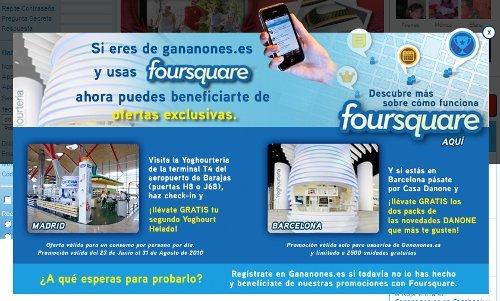Foursquare Danone