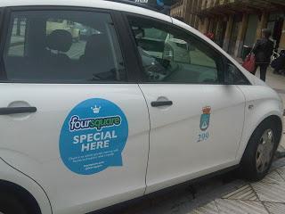 Foursquare Taxioviedo
