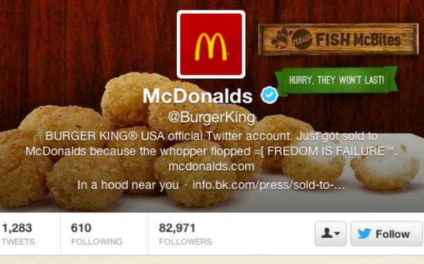 Twitter Burger King