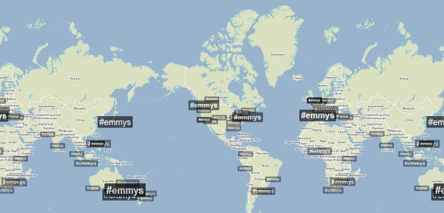 Los Emmys triunfan en Twitter