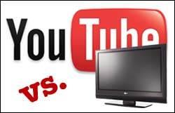 Youtube supera a la publicidad en TV