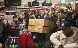'Black Friday' triunfa en Internet