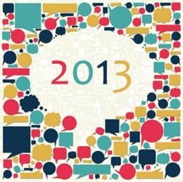 Twitter y Facebook: Balance 2013