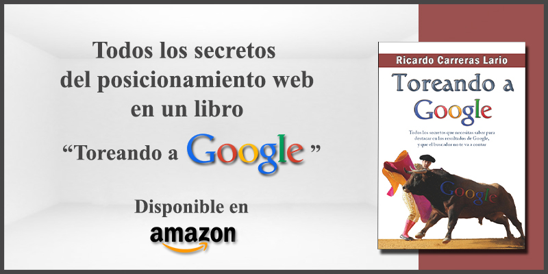 Toreando a Google en Amazon