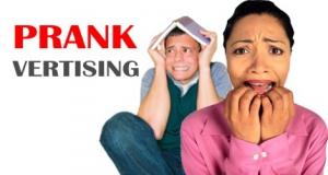El terror del 'Prankvertising'