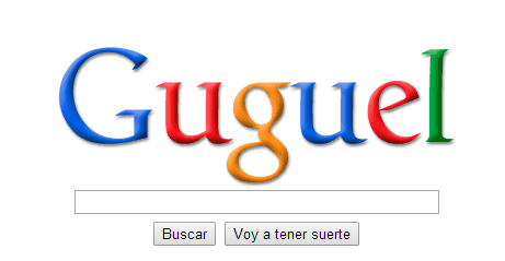 SEO for 'Guguel'