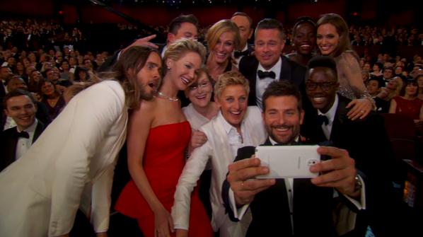 'Selfie' Samsung