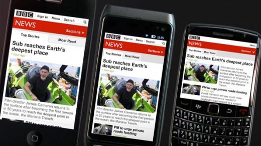 BBC responsive design