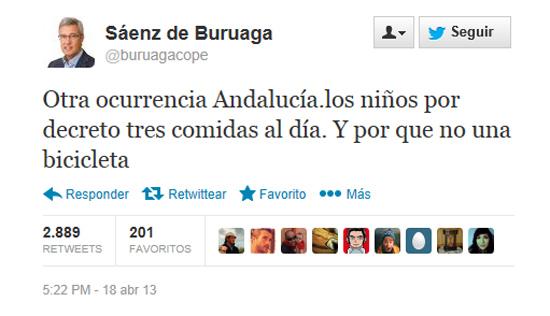 Twitter Ernesto Saenz de Buruaga