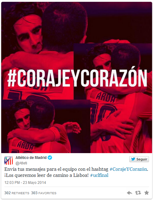 #corajeycorazon