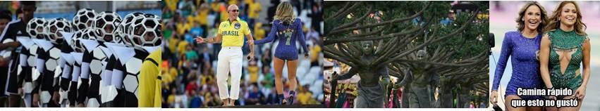 #Brasil2014 invade las redes sociales