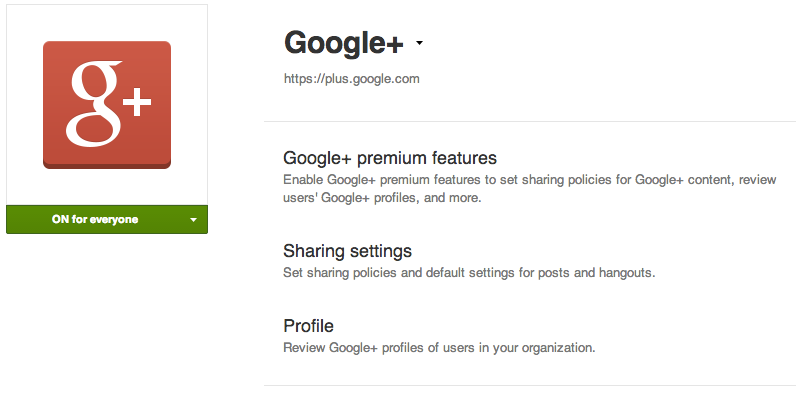 Google+ añade características Premium para profesionales