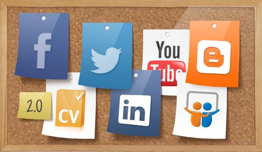 Las redes sociales y la búsqueda de empleo
