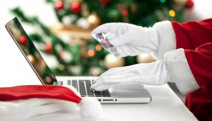 El e-commerce hace su 'agosto' por Navidad