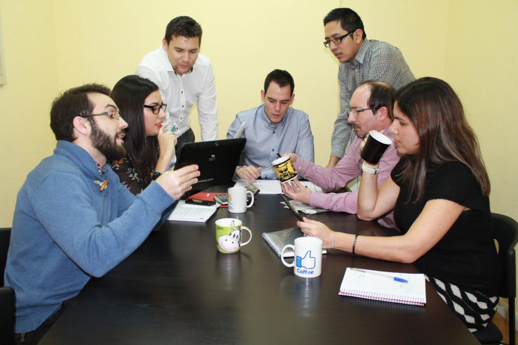 Nuestra consultora de marketing digital