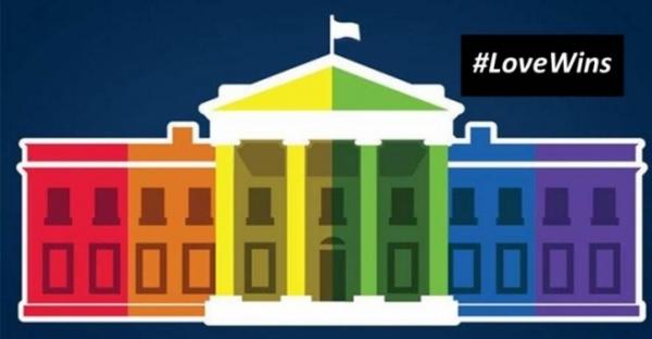 El SÍ al matrimonio gay en US arrasa en redes sociales