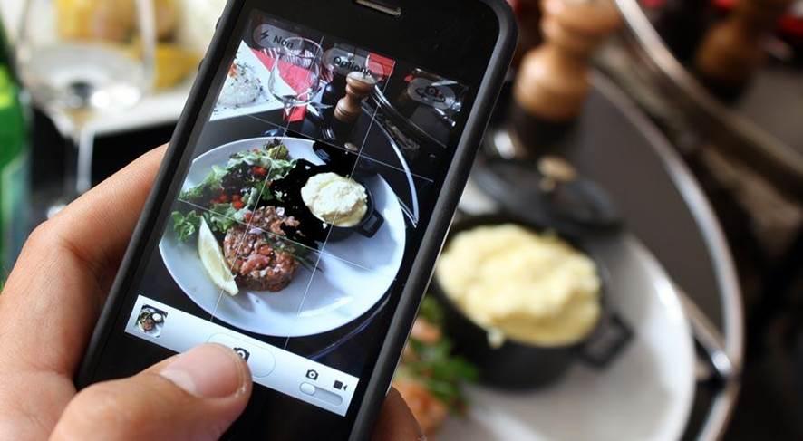 Las fotos de comida podrían tener el tiempo contado en Instagram