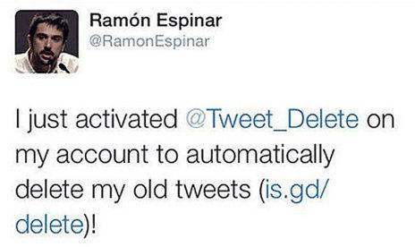 Twitter Ramón Espinar