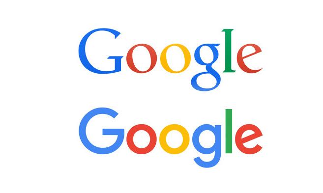 Google cambia su logo