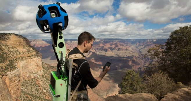 Google busca personas para trabajar como Trekker