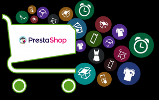 PrestaShop-ecommerce