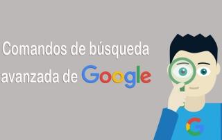 comandos de busqueda en google