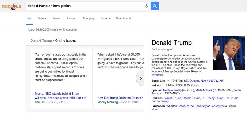 Google se une a cobertura informativa de las elecciones en EEUU