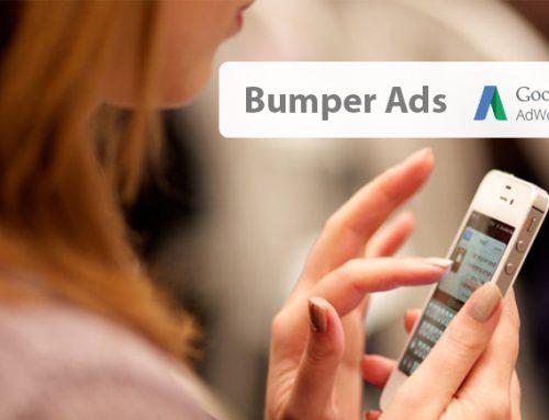 La nueva publicidad en Google: Bumper Ads