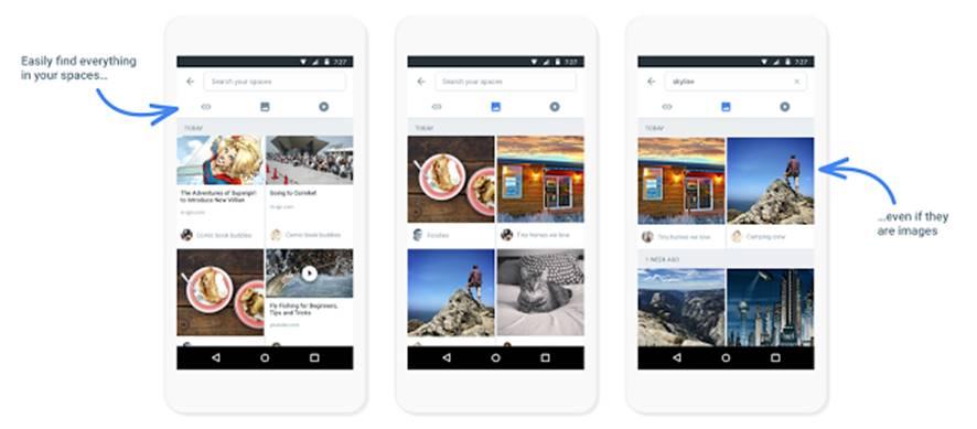 Conociendo 'Spaces' de Google