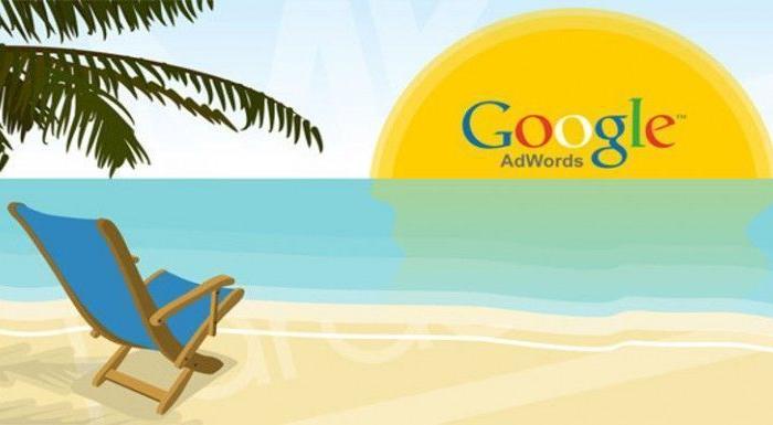 Cómo sacar partido al verano con Google Adwords - Infografía