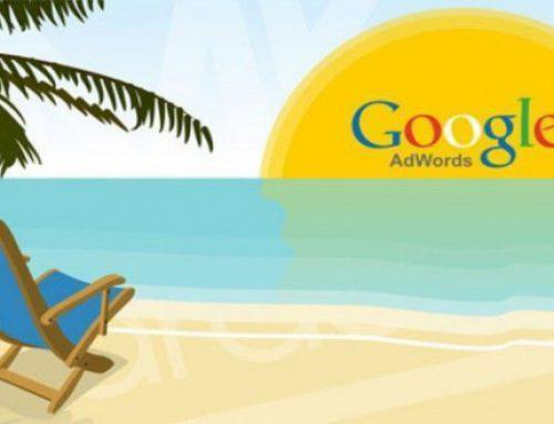 Cómo sacar partido al verano con Google Adwords – Infografía