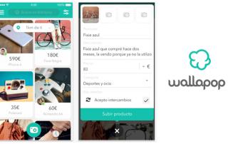 Wallapop prueba incluir anuncios de vendedores
