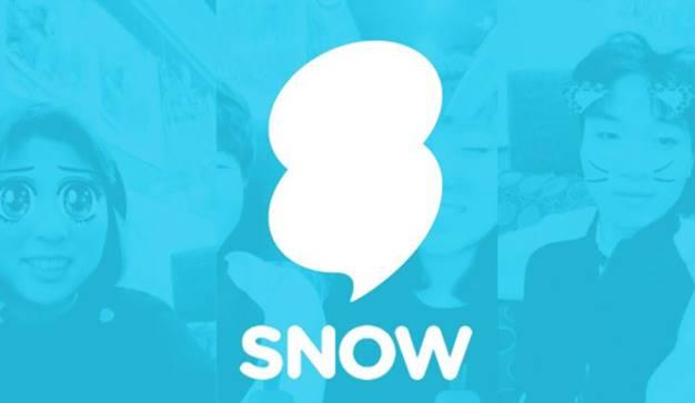 Snow, el clon asiático de Snapchat