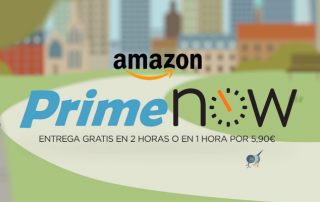Amazon Prime Now, 18.000 productos a tu disposición en menos de 2 horas