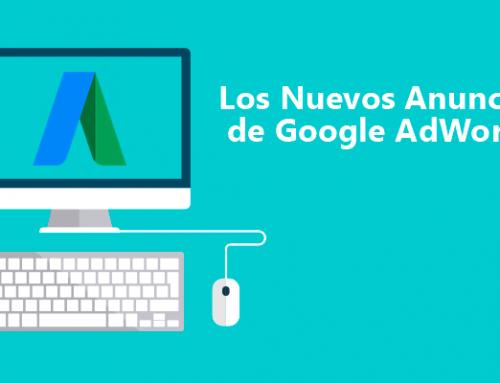 Los nuevos anuncios de Google AdWords