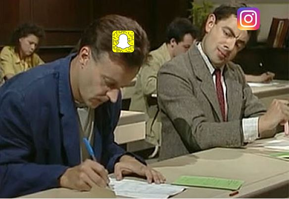 ¿Instagram Stories o Snapchat?