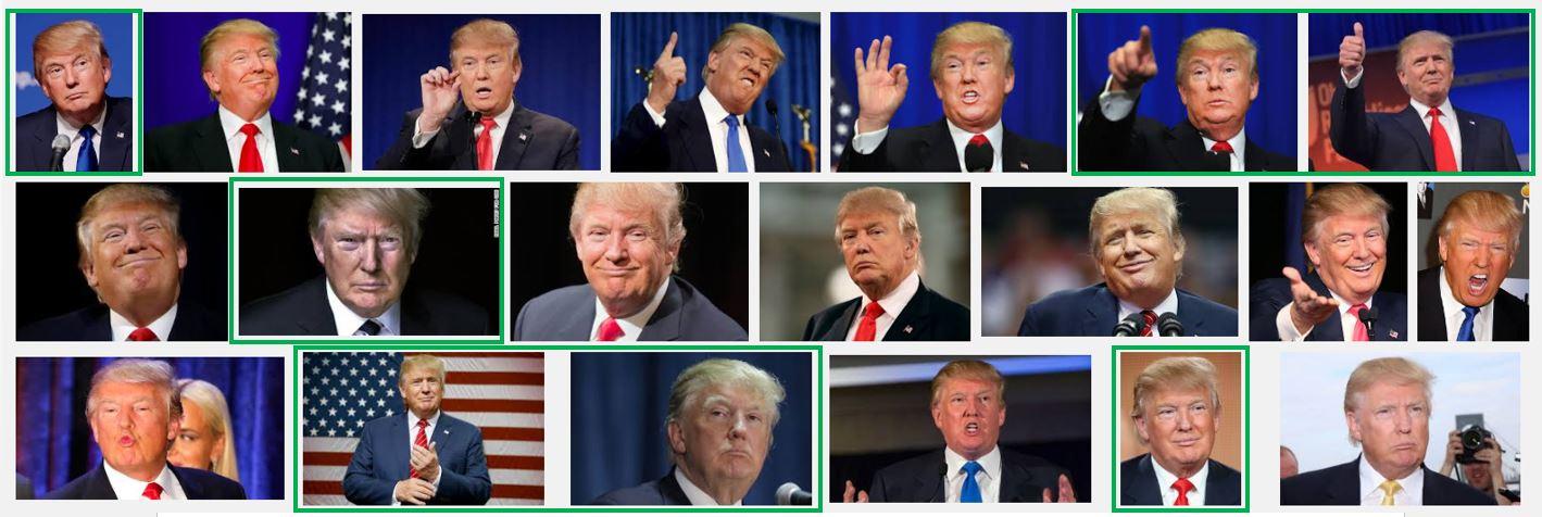 Donald Trump SEO Imagenes