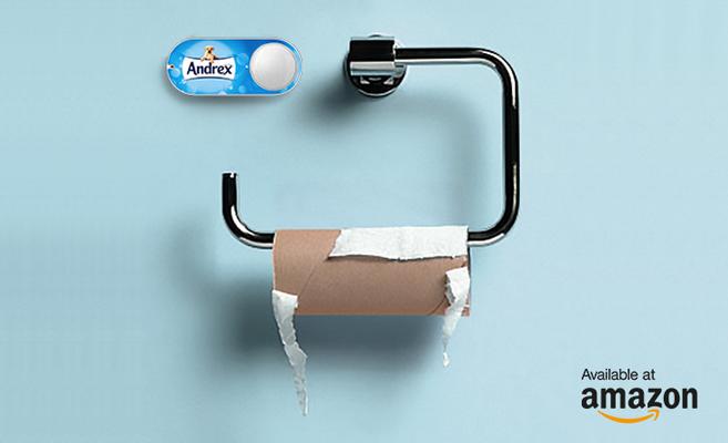 Amazon quiere que hagamos la compra… ¡pulsando un botón!