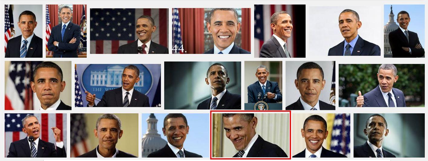 Obama SEO Imagenes