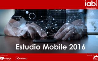 Estudio IAB Mobile marketing: el 40% de usuarios compra vía smartphone