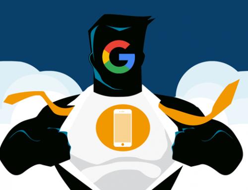 Google planea convertir al móvil en su motor de búsqueda principal