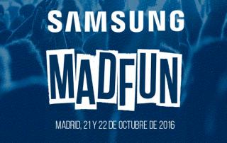 Samsung Mad Fan: Llega a España el primer festival de youtubers